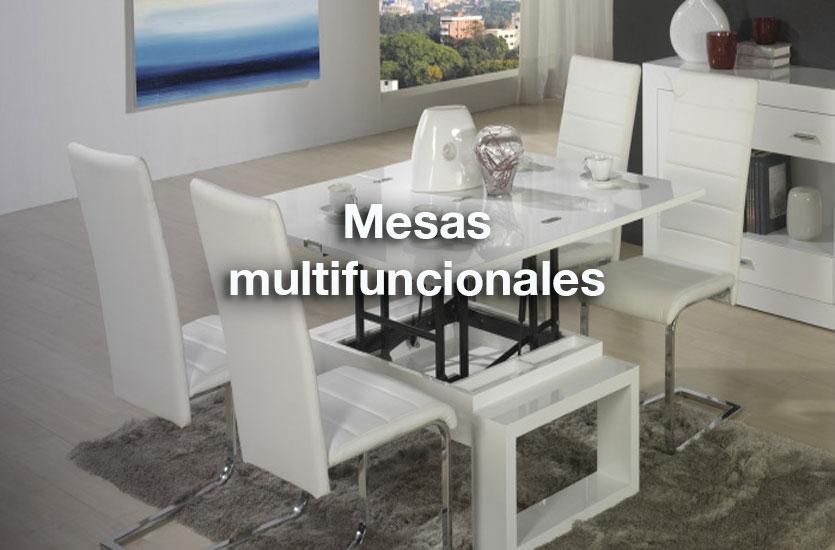 Mesas multifuncionales